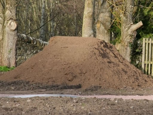 Waste removal bristol topsoil somerset scrap collection for Topsoil delivery